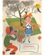 Kisdobos 1964. november 11. szám - Gergely Márta