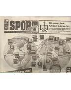 Nemzeti Sport 1993. december IV. évfolyam (hiányos) - Borbély Pál