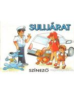 Sulijárat (színező) - Moldován Tamás