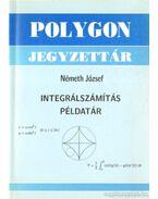 Integrálszámítás példatár - Németh József