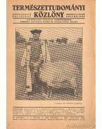 Természettudományi közlöny 1937. 7. szám - Gombocz Endre, Szabó-Patay József