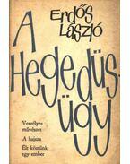 A Hegedűs-ügy I-II. kötet - Erdős László