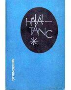 Haláltánc - Strindberg, August