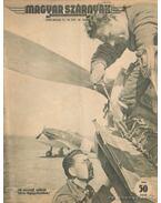 Magyar Szárnyak 1943. 10. szám május - Jánosy István