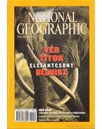 National Geographic Magyarország 2012. október - Vitray Tamás