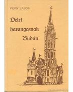 Delet harangoznak Budán - Füry Lajos