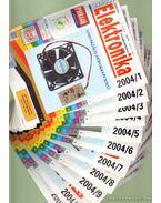 Hobby Elektronika 2004. évf. (hiányos!) - Békei Ferenc