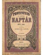 Protestans Új Képes Naptár 1874. évre - Dömötör János