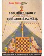 100 híres ember 100 sakkjátszmája - Papp Márió