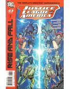 Justice League of America 43. - Bagley, Mark, James Robinson