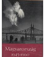Magyarország 1945-1960 - Baktai Ferenc, Máté György