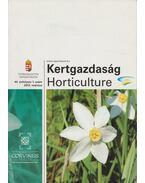 Kertgazdaság Horticulture - Balázs Sándor
