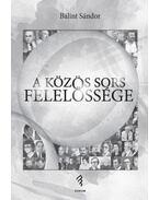 A közös sors felelőssége - Válogatott interjúk irodalomról, színházról, nyelvről, nemzeti megmaradásról - Bálint Sándor