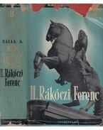 II. Rákóczi Ferenc - Balla Antal