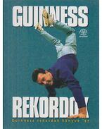 Guinness rekordok könyve 1997 - Balla Zsuzsa