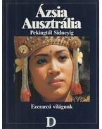 Ázsia, Ausztrália - Balla Zsuzsa (szerk.)
