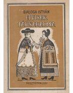 Civisek társadalma - Balogh István