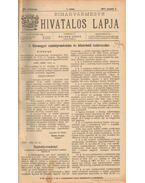 Biharvármegye hivatalos lapja 1914 (teljes) - Balogh János