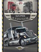Szuper kamionok - Bancsi Péter