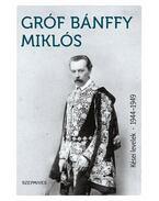Kései levelek 1944-1949 - Bánffy Miklós