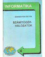 Számítógéphálózatok - Bánhegyesi Zoltán