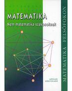 Matematika - Nem matematika szakosoknak - Bánhegyesiné Topor Gizella, Bánhegyesi Zoltán