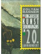Die ungarische Kunst Siebenbürgens im 20. Jahrhundert (aláírt) - Banner Zoltán
