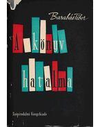 A könyv hatalma (Dedikált) - Barabás Tibor