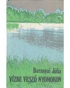Vízbe vesző nyomokon (aláírt) - Baranyai Júlia