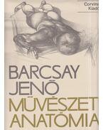 Művészeti anatómia - Barcsay Jenő