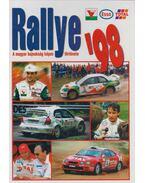 Rallye '98 - Barcza Zsolt, Bíró Éva, Góg László, Schwartzenberger István, Szalay Zoltán, Varga Zoltán, Szabó-Jilek Ádám