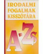 Irodalmi fogalmak kisszótára A-Zs - Bárdos László, Szabó B. István, Vasy Géza