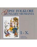 Gypsy folklore I-X. - Hungary - Romania - Bari Károly