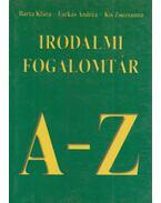 Irodalmi fogalomtár A-Z - Barta Klára, Farkas Andrea, Kis Zsuzsanna