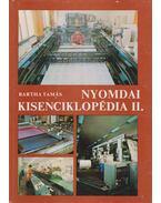 Nyomdai kisenciklopédia II. - Bartha Tamás
