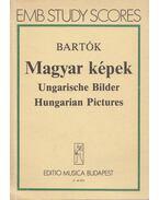 Magyar képek / Ungarische Bilder / Hungarian Pictures - Bartók Béla