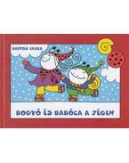 Bogyó és Babóca a jégen - Az elveszett Mogyoró, Vendel korcsolyázik - Bartos Erika