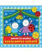 Bogyó és Babóca karácsonyi kifestő - Bartos Erika