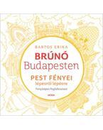Pest fényei lépésről lépésre - Brúnó Budapesten 4. - Fényképes foglalkoztató - Bartos Erika