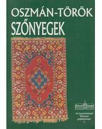 Oszmán-török szőnyegek - Batári Ferenc
