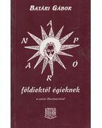 Napóra (Dedikált) - Batári Gábor