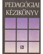 Pedagógiai kézikönyv - Báthory Zoltán, Gyaraki F. Frigyes