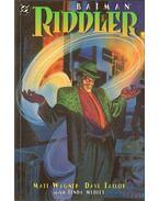 Batman: Riddler - The Riddler Factory - Taylor, David, Wagner, Matt