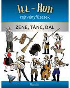 Zene, tánc, dal - Bazsáné Lehrmann Terézia