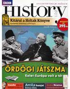 BBC History 2011. április - Papp Gábor