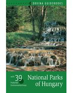 Nemzeti parkok Magyarországon (angol) - Bede Béla