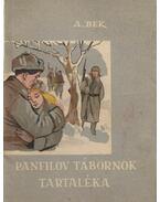 Panfilov tábornok tartaléka - Bek, A.