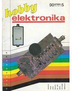 Hobby Elektronika 1990/5 október - Békei Ferenc