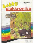 Hobby Elektronika 1990/6 november - Békei Ferenc