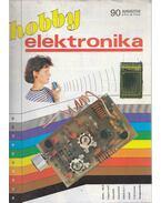 Hobby Elektronika 1990 augusztus - Békei Ferenc